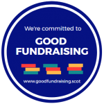 Fundraising Guarantee Logo - Full Colour Image