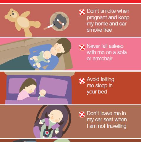 Safer Sleep Week 2019