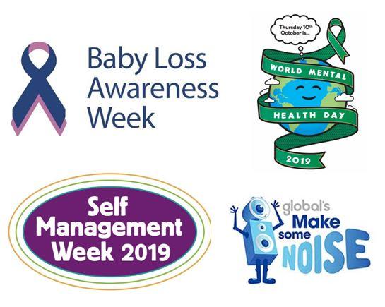 Raising Awareness in October...and beyond