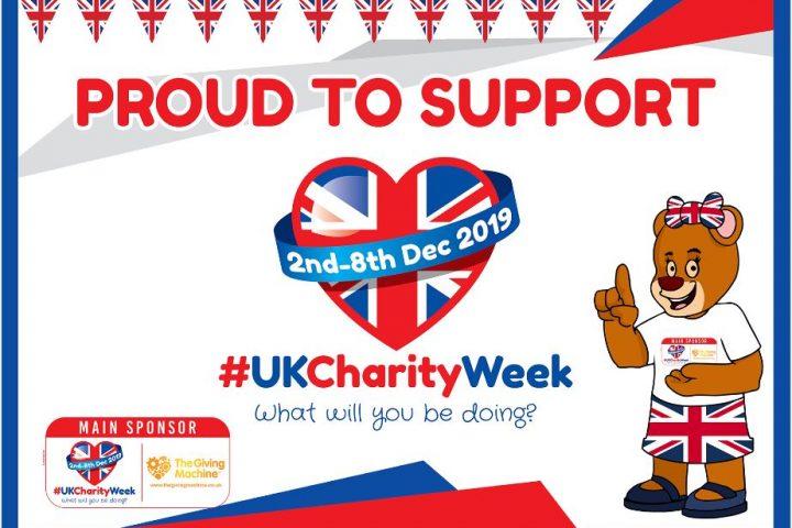 #UKCharityWeek2019